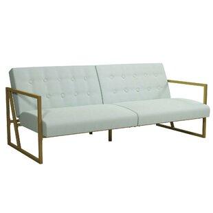 Lexington Twin Or Smaller Convertible Sofa By CosmoLiving By Cosmopolitan