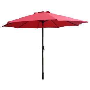 Charlton Home Rogersville 9' Market Umbrella