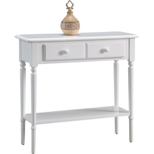 Center Console Table by Ebern Designs