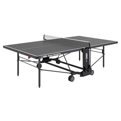 Expo Ping Pong Foldable Indoor/Outdoor Table Tennis Table TigerPingPong