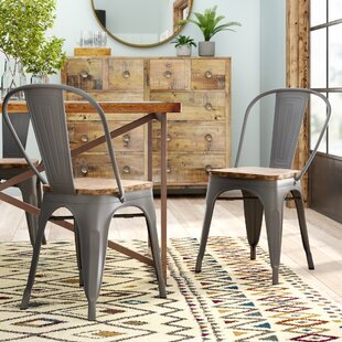 Compare prices Claremont Side Chair (Set of 2) by Union Rustic Reviews (2019) & Buyer's Guide