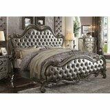 Zehr Upholstered Standard Configurable Bedroom Set by Rosdorf Park