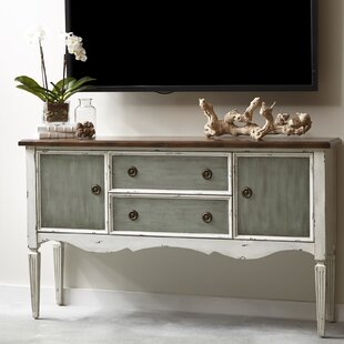 Bontang 3 Tone TV Stand by Highland Dunes