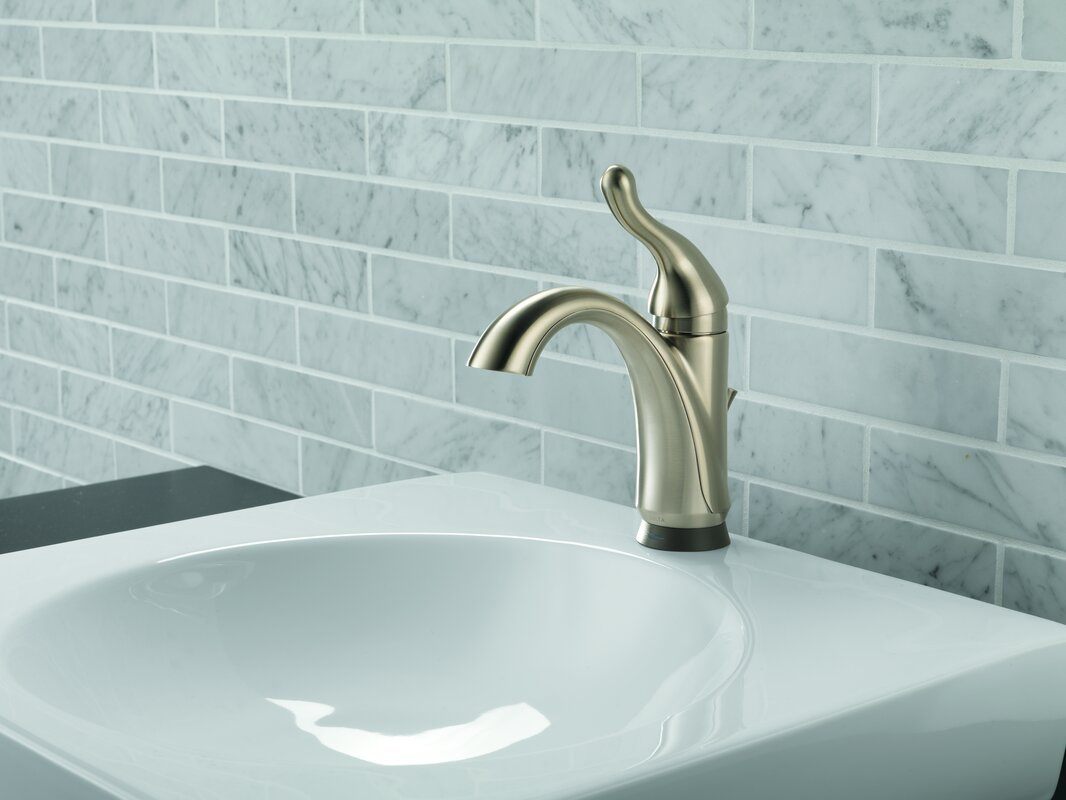 Delta Talbott Metering Faucet with Drain Assembly & Reviews | Wayfair