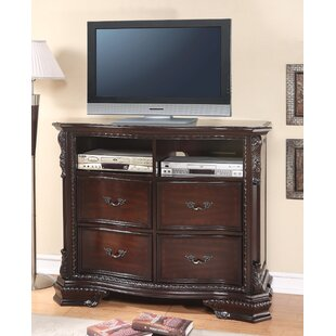 Crown Mark Sheffield 4 Drawer Media Chest