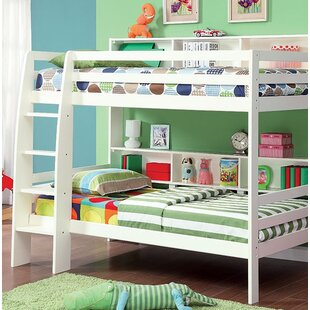 Harriet Bee Powers Twin Bunk Bed