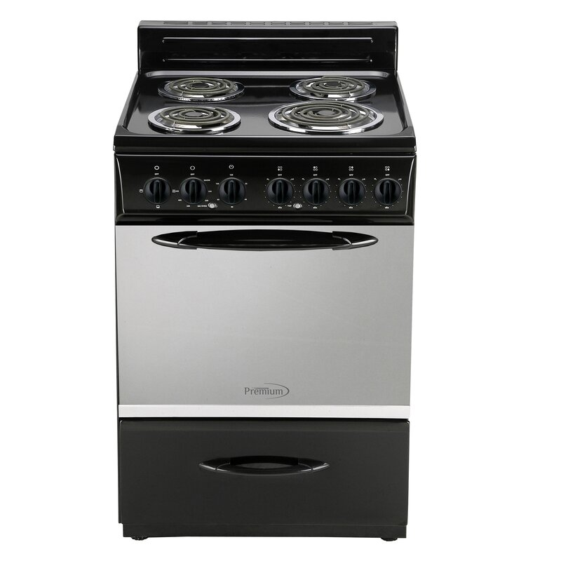 2 9 Cu Ft Freestanding Electric Range