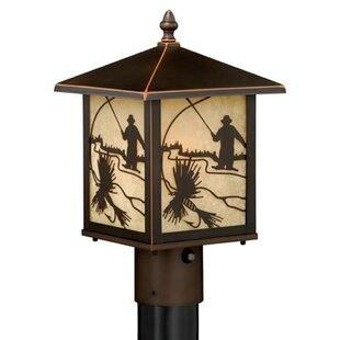 Pittview Outdoor 1-Light Lante..