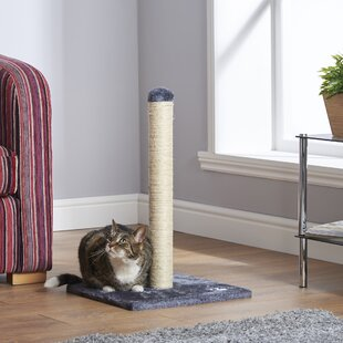Aisha Cat Scratching Post by Archie & Oscar