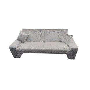 Shamar 3 Seater Clic Clac Sofa Bed By Rosdorf Park