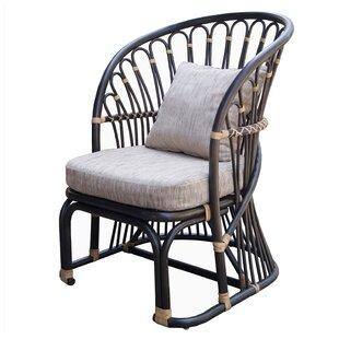 Mistana Kaitlynn Barrel Chair