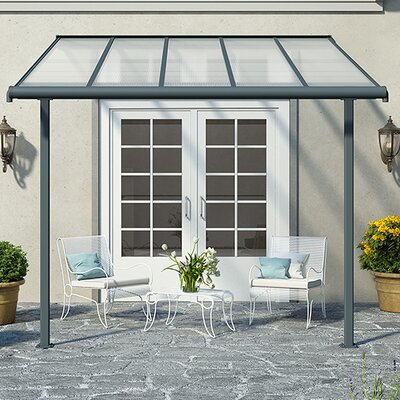 Palram Sierra Patio Cover 3m W X 6.5m D Awning