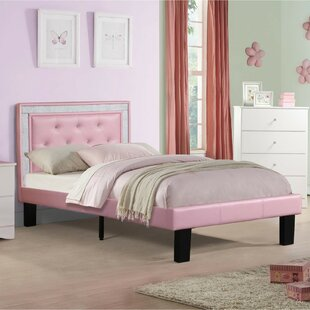Hollymead Platform Bed by Zoomie Kids
