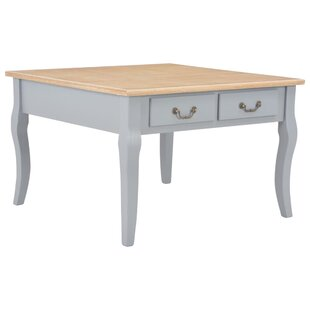 Wendell Coffee Table With Storage By August Grove