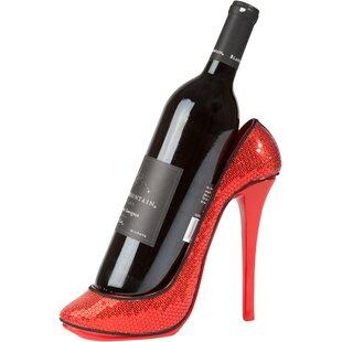 Sequin Print High Heel 1 Bottle Tabletop ..