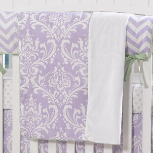 Compare prices Damask Receiving Blanket By Liz and Roo Fine Baby Bedding