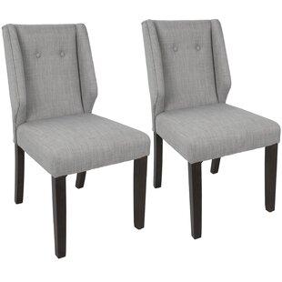 Brayden Studio Gonzalo Side Chair (Set of 2)