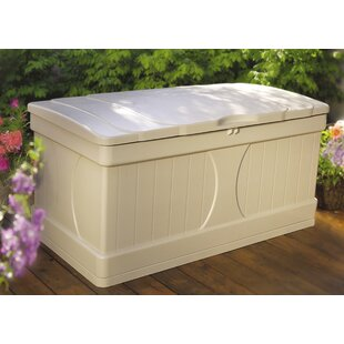 Suncast 99 Gallon Resin Deck Box