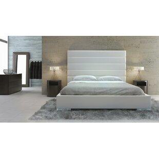 Prince Upholstered Platform Bed By Modloft