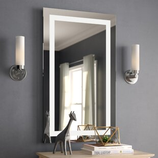 Best Price Maryanna Bathroom/Vanity Mirror By Zipcode Design