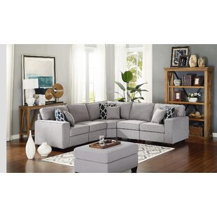 Mera Modular Sectional with Ottoman