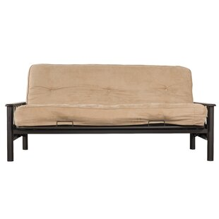Ocallaghan Futon and Mattress by Red Barr..