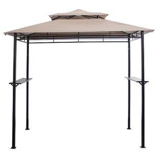 Mirazo 3.2m X 6.2m Metal Patio Gazebo By Sol 72 Outdoor
