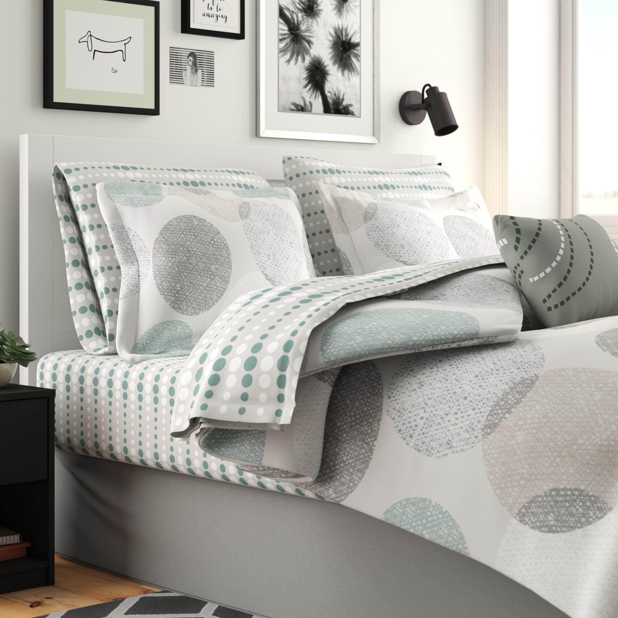 Zipcode Design Verlin Comforter Set Reviews Wayfair