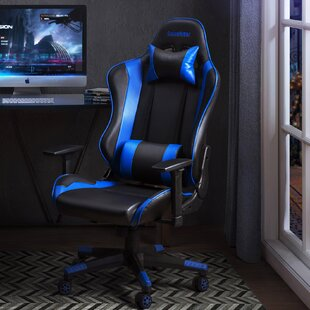 Vienna Gaming Chair by Symple Stuff Best #1