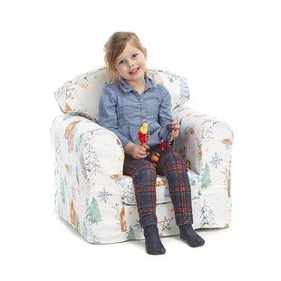 Ferro Animal Camp Children's Club Chair By Zoomie Kids