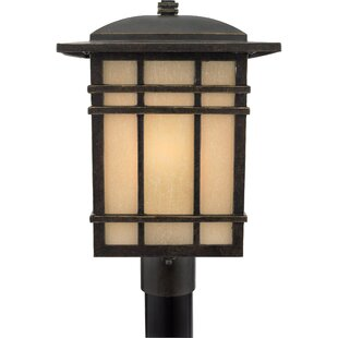 Millbrook 1-Light Lantern Head by Three Posts
