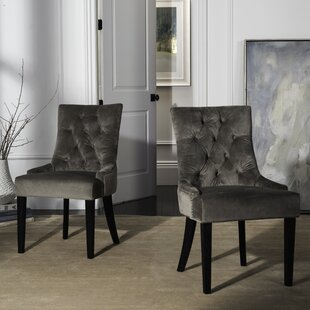 Elk Birch Wood Side Chair (Set of 2) DarHome Co