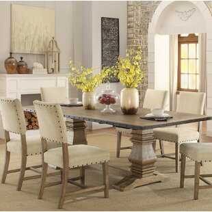 Reviews Cantin Dining Table By Gracie Oaks