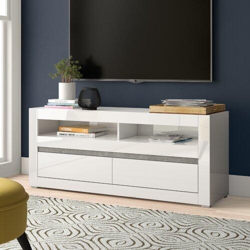 TV-Lowboard Luann Zipcode Design | Wohnzimmer > TV-HiFi-Möbel > TV-Lowboards | Zipcode Design