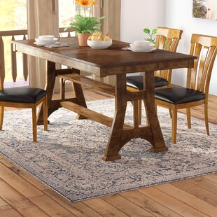 Hayashi Counter Height Extendable Dining Table Loon Peak