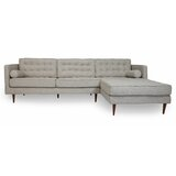 Cayton 106 Sofa & Chaise by George Oliver