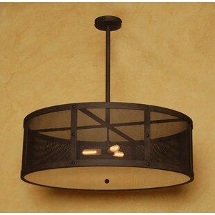 Laura Lee Designs Robertson 3-Light Chand..