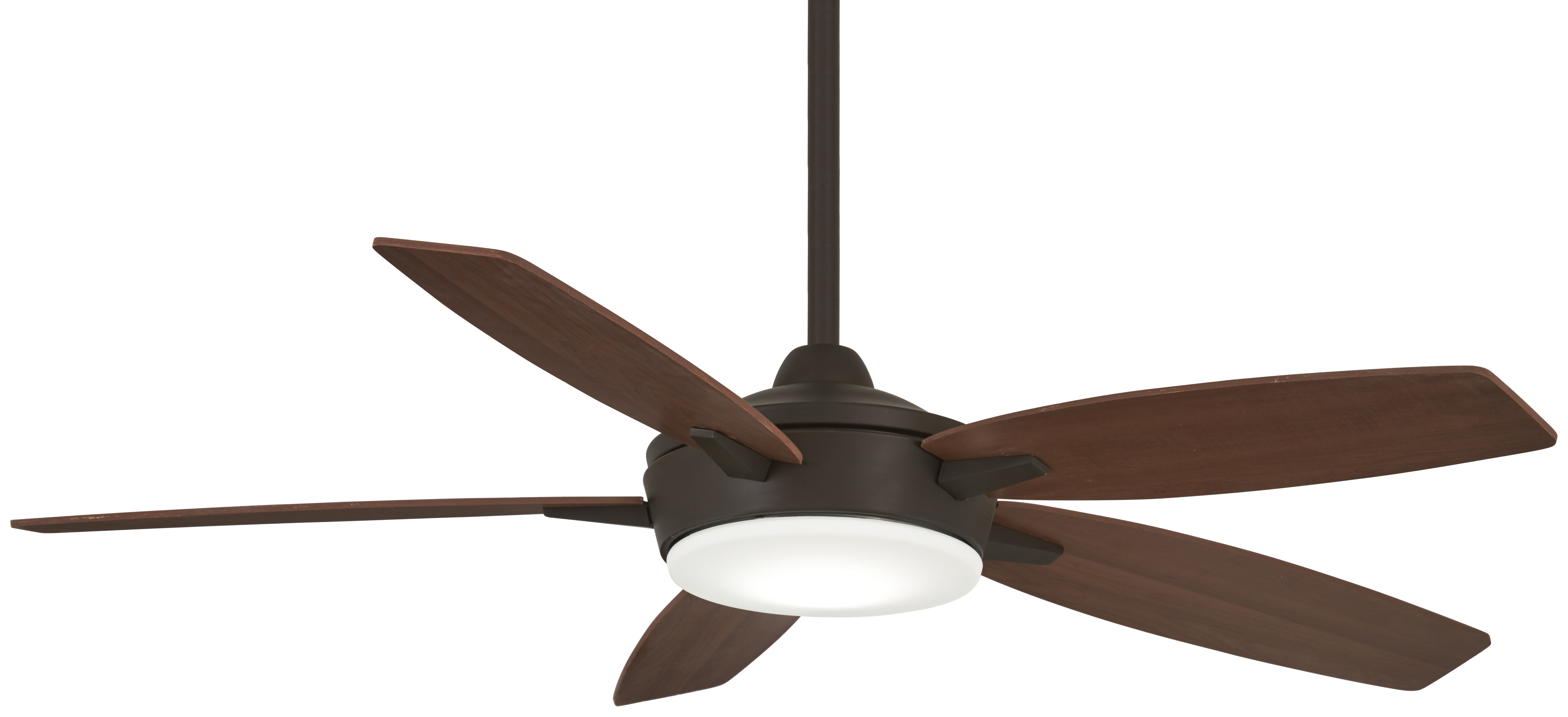 Minka Aire 52 5 Blade Led Standard Ceiling Fan With Remote Control And Light Kit Included Reviews Wayfair