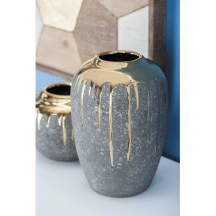 Ceramic Table Vase (Set of 16)