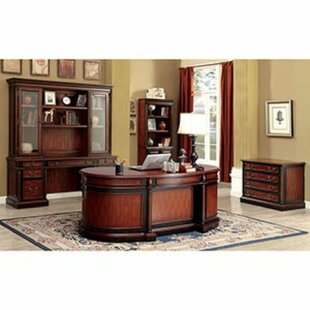 Astoria Grand Coolmaghra Oval Executive Desk