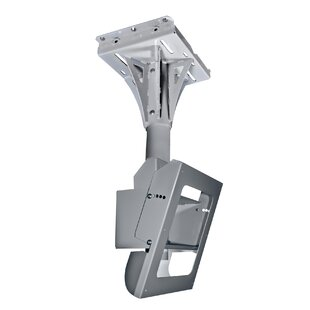 Concrete SwivelTilt Ceiling Mount for 42  55 Screens