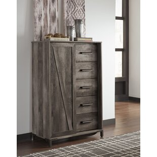 Theiss 5 Drawer Chest