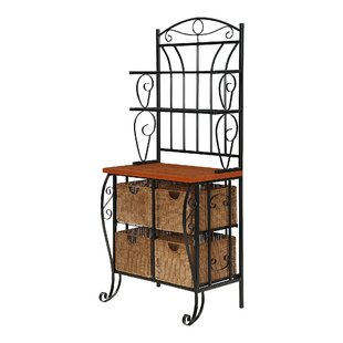 Baker Rack By Bay Isle Home