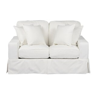 Elsberry Standard Loveseat by Darby Home Co Cool
