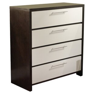 4 Drawer Chest by TMS