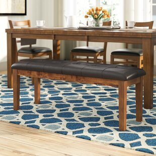 Rebecca Upholstered Bench by Andover Mills