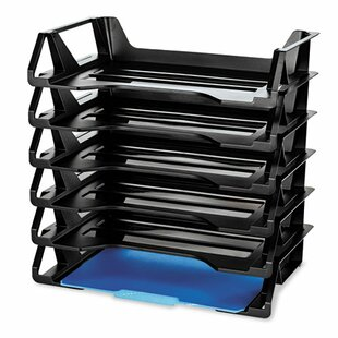 Officemate International Corp Recycled Desk Tray (Set of 6)