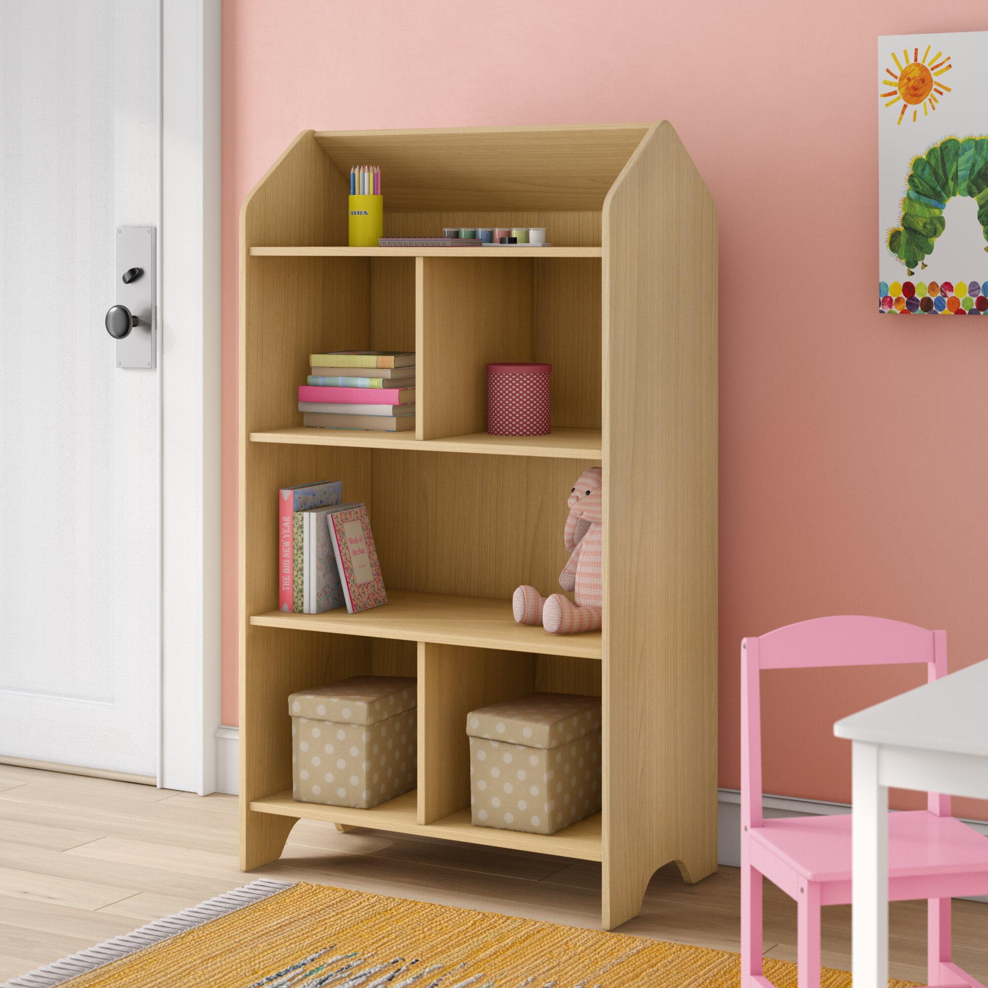 Milled Wooden Dollhouse Toy Wayfair