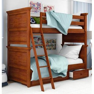 Poulan Bunk Bed by Three Posts Amazing
