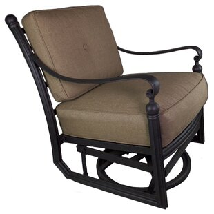 Baldwin Patio Chair with Cushion